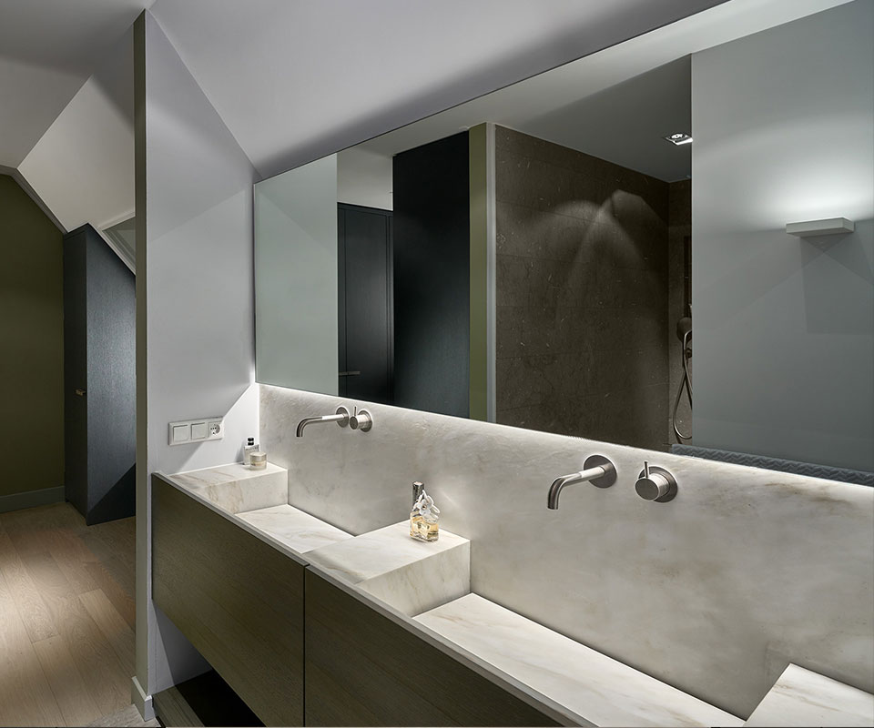 Badkamer meubel | Villa Breda