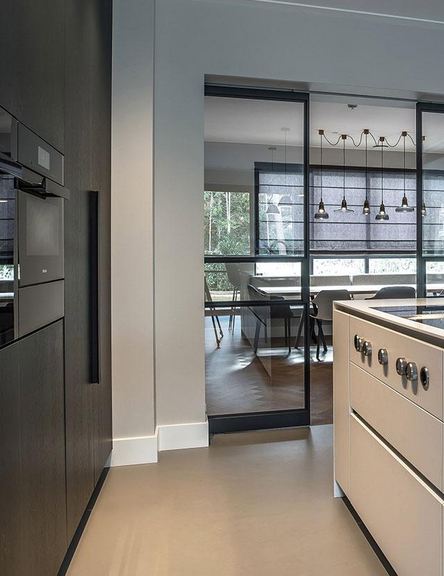 Details keuken   Villa Utrecht