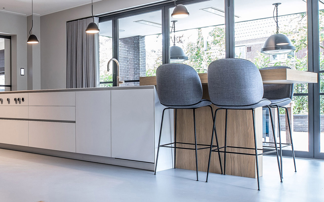 Villa Utrecht   Keuken