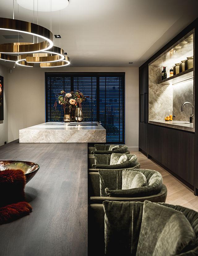 Detail keuken | Villa Tilburg