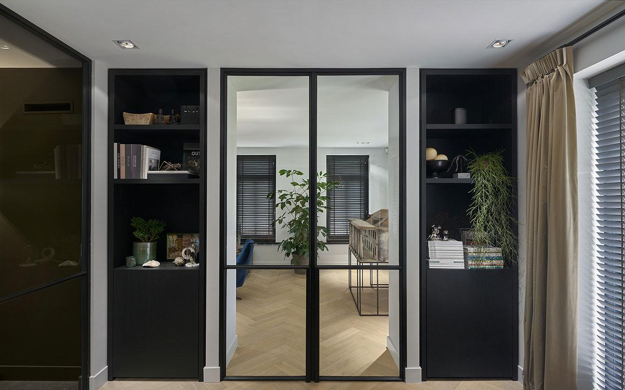 Stalen deuren | Villa Breda