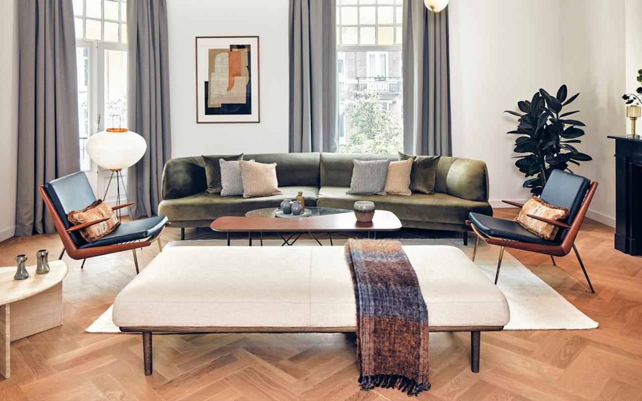 Villa Amsterdam | Woonkamer inspiratie