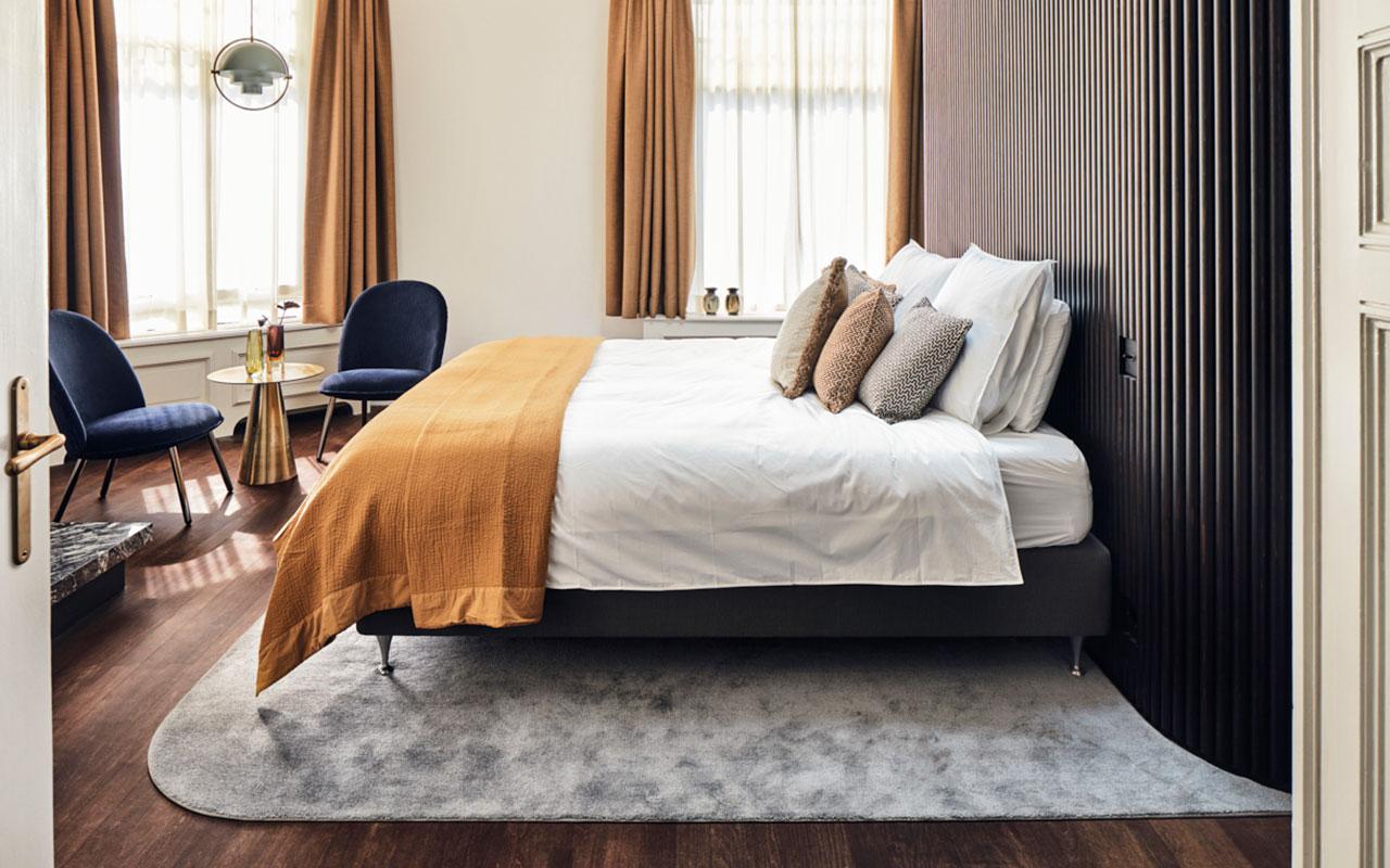 villa Amsterdam | slaapkamer