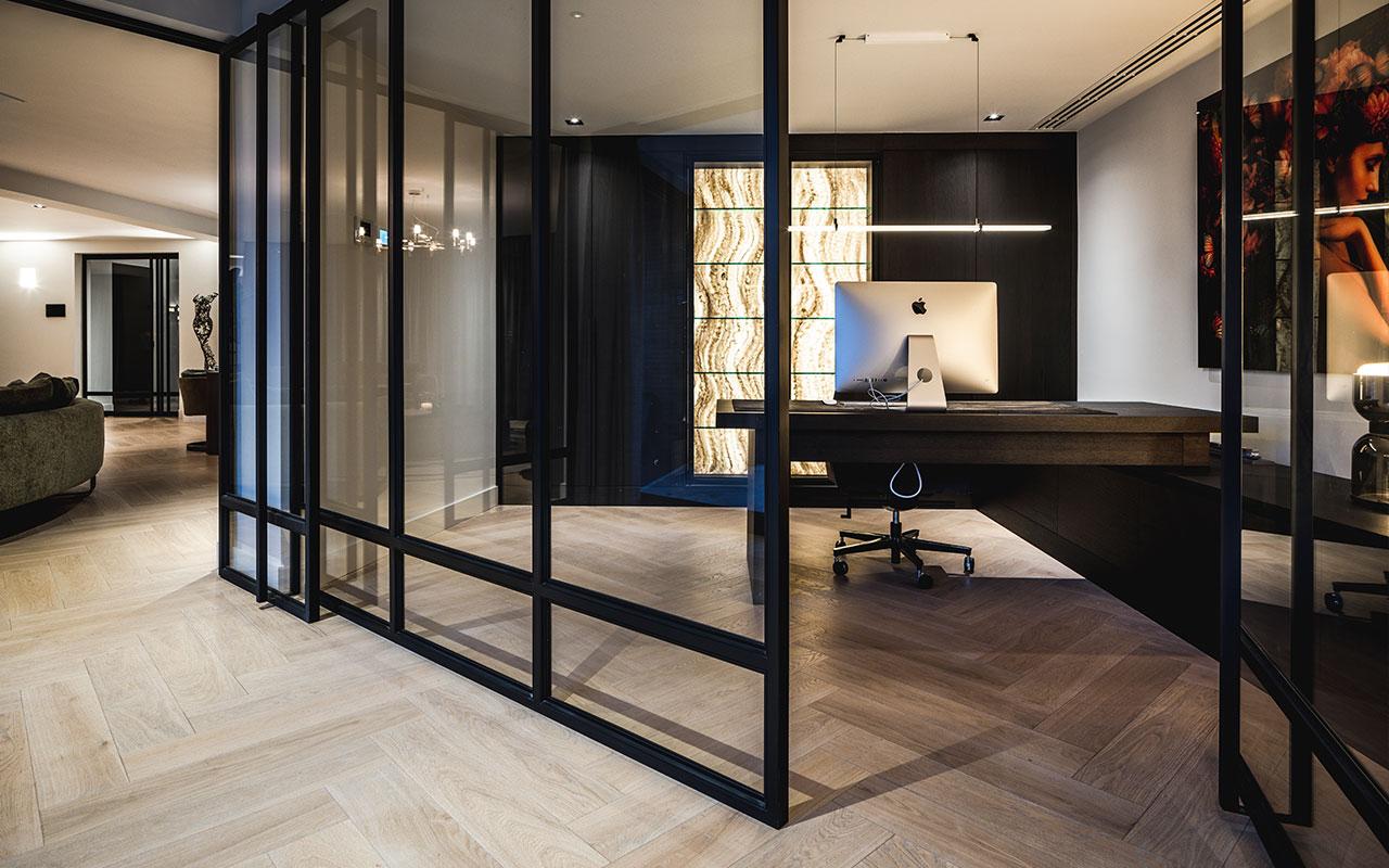 Werkkamer | Villa Tilburg