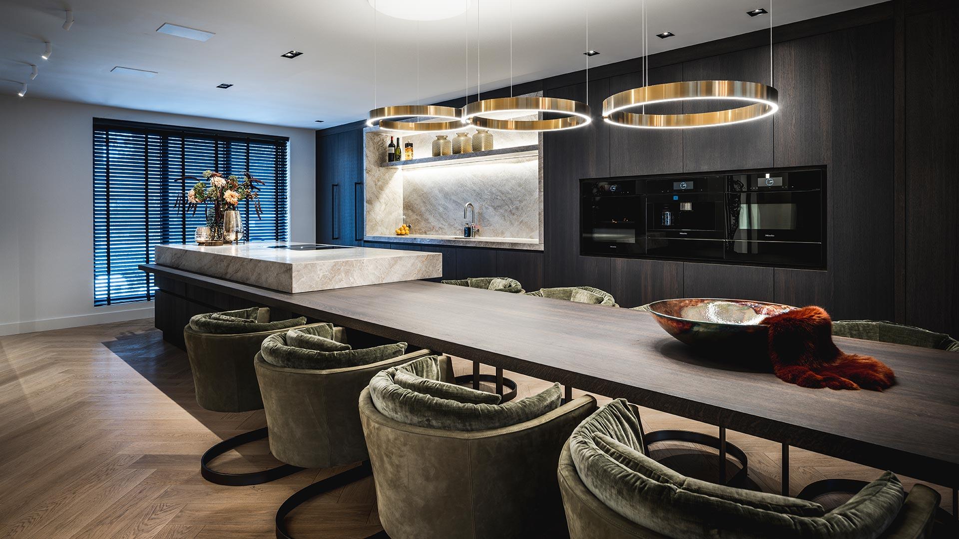 Keuken ontwerp en productie