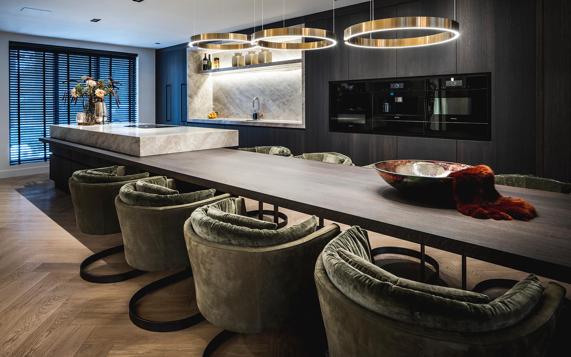 Keuken ontwerp ecker interieur