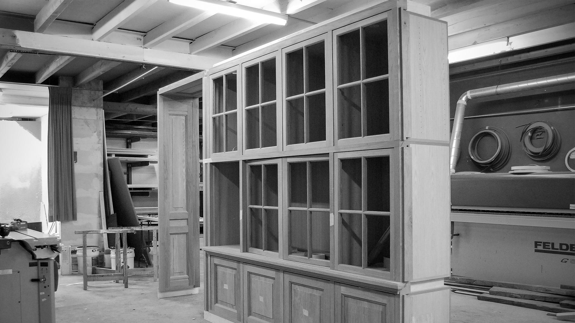 Maatwerk kast | Ecker Interieur